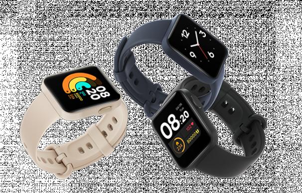 Mi Watch Lite, en nuevo reloj inteligente de Xiaomi