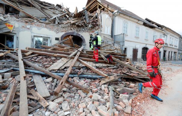 terremoto croacia