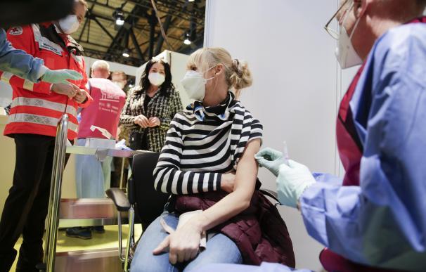 Alemania coronavirus vacunación