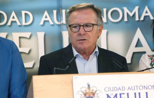 Eduardo de Castro, presidente de Melilla, Ciudadanos