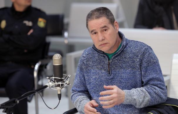 El etarra Anton Troitiño es juzgado por la Audiencia Nacional (Foto de ARCHIVO) 19/2/2018