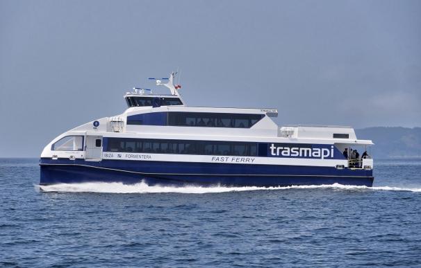 Catamarán construido por Rodman para Trasmapi