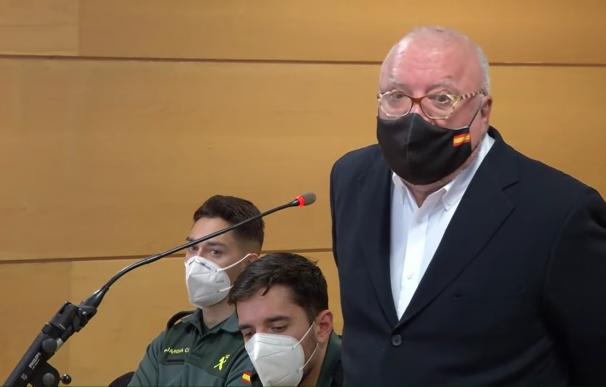 Juicio contra Villarejo por calumnias a Félix Sanz Roldán