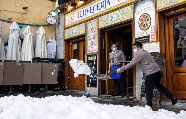 Madrid coronavirus barrios cierre