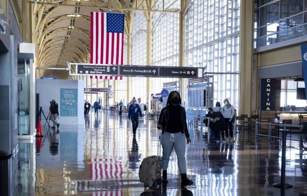 Aeropuerto de Estados Unidos