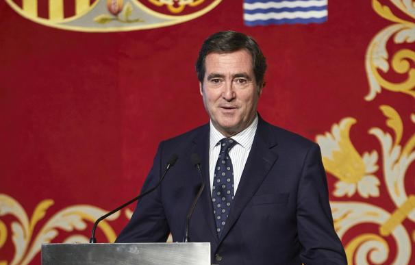 Antonio Garamendi CEOE