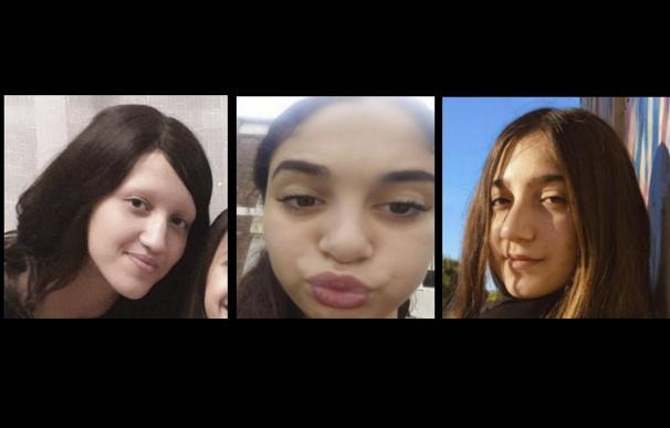 Buscan a tres menores desaparecidas en Barcelona