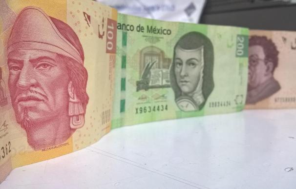 El peso mexicano celebra el inicio de la era Biden recuperando niveles de marzo