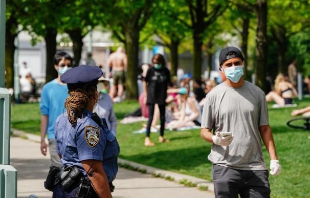 Ciudad Nueva York coronavirus mundo