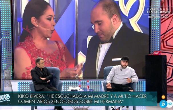 Kiko Rivera en Domingo Deluxe