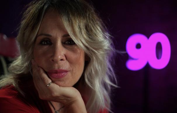 Miriam Díaz Aroca en 'Novéntame'