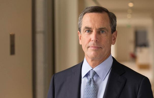 Tim Armour es presidente de Capital Group.