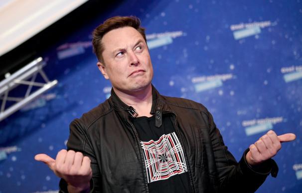 Elon Musk, durante una presentación de uno de sus programas de SpaceX.