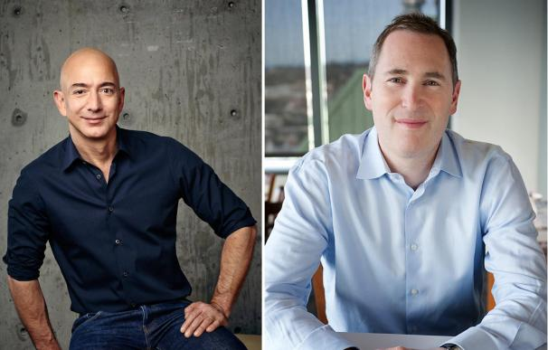 Bezos y Jazzy