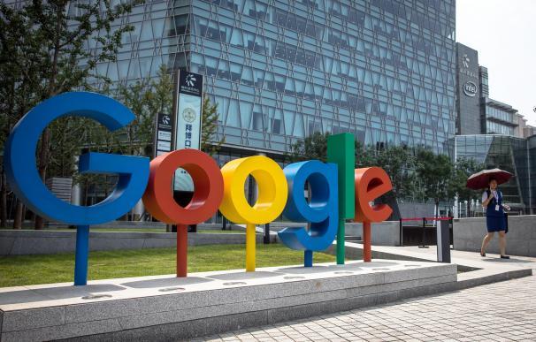 Sede principal de la empresa Google en Pekín.