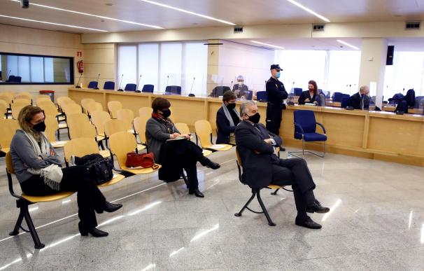 Luis Bárcenas juicio caja B