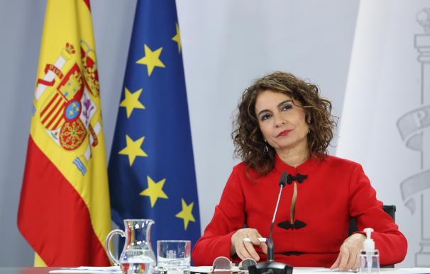 Ministra Maria Jesus Montero