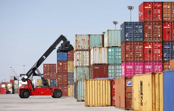 Exportaciones a China desde la terminal intermodal de Plaza