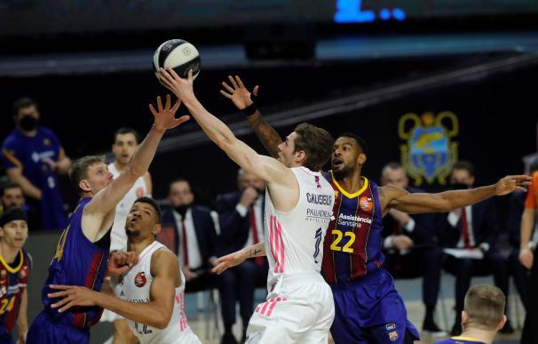 Real Madrid - FC Barcelona baloncesto Copa del Rey