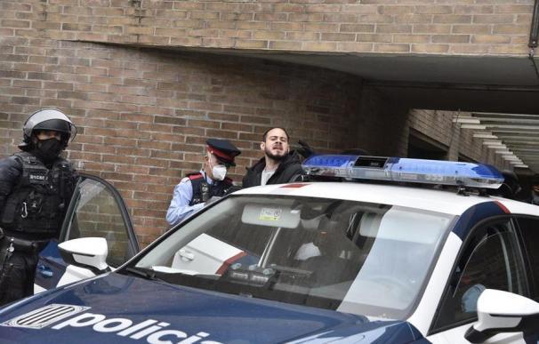 Así ha sido la detención de Pablo Hasel