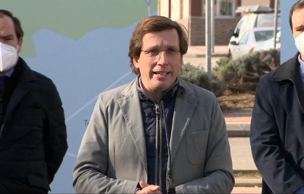 """Almeida considera """"buena noticia"""" la entrada en prisión de Pablo Hasel"""