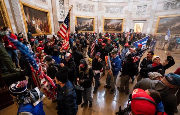 Asalto al Capitolio en EEUU