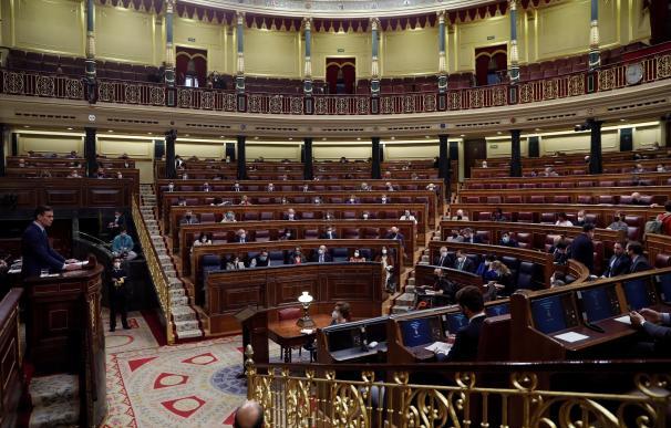 Congreso de los Diputados sesión