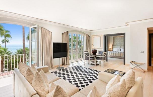 Hotel Las Dunas Suite Mar