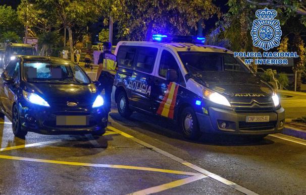 Patrullas de Policía Nacional