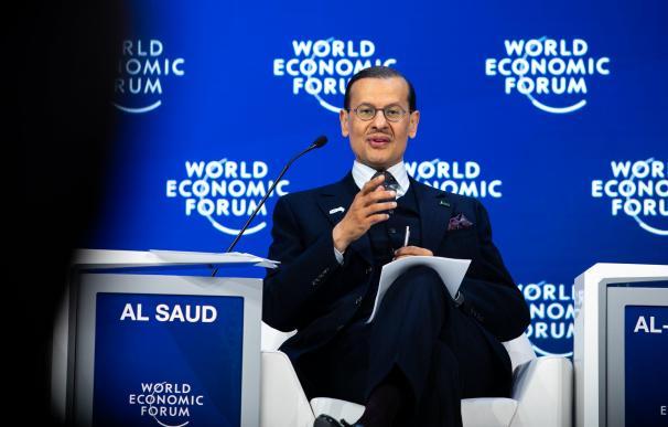 El ministro de Energía saudí, Abdulaziz bin Salman al-Saud.
