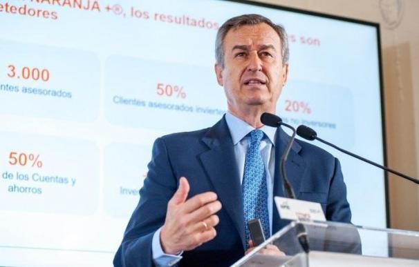 El consejero delegado de Sabadell, Cesár González-Bueno