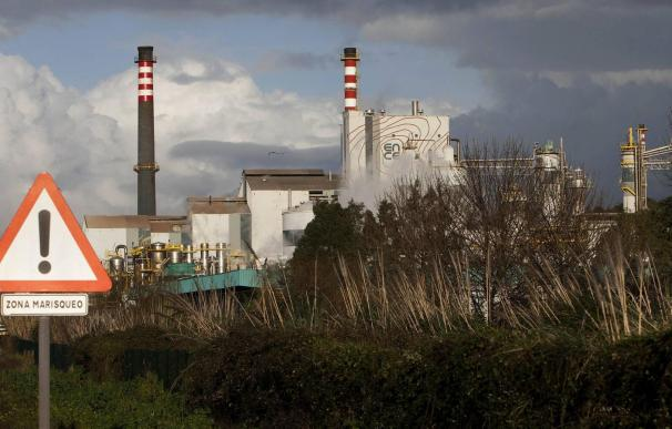 Máxima tensión: un artículo de la Ley del Clima amenaza 'de muerte' a Ence