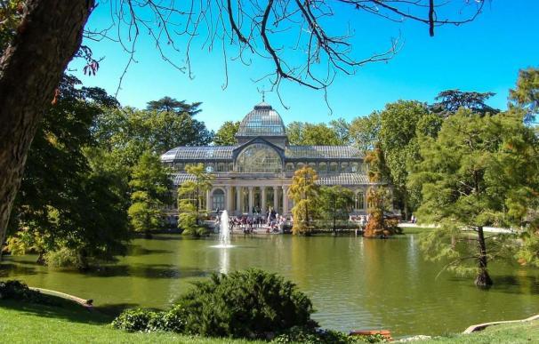 Primavera Madrid Parque del Retiro