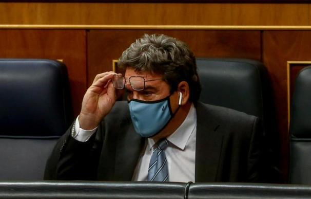José Luis Escrivá, Congreso de los Diputados