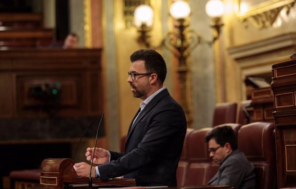 29/01/2021 El diputado nacional de Cs, Pablo Cambronero. POLITICA ESPAÑA EUROPA ANDALUCÍA CS