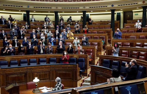 Congreso Diputados eutanasia