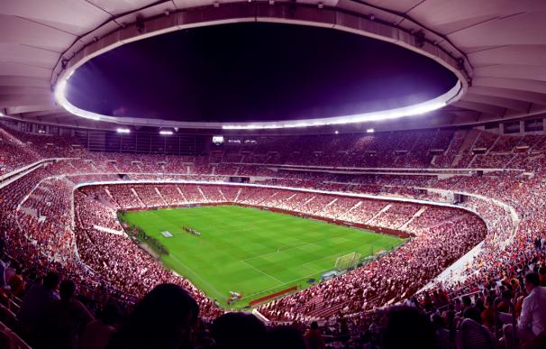 Estadio La Cartuja de Sevilla