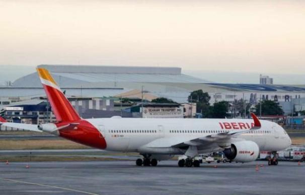 IAG Iberia