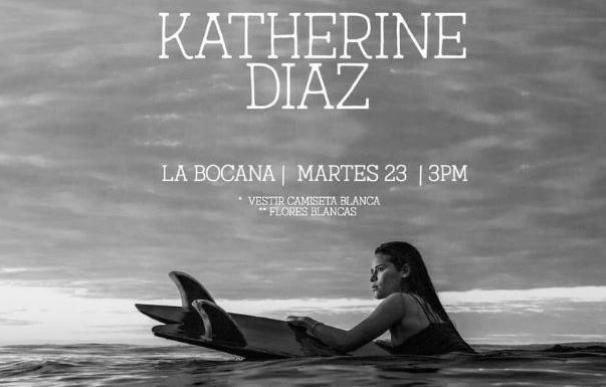 Surfista salvadoreña muere al ser alcanzada por un rayo