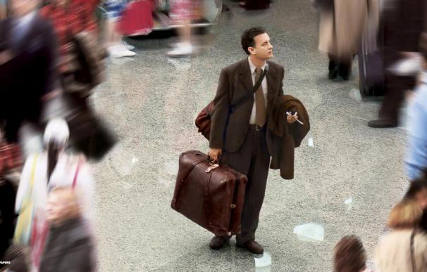 Tom Hanks en 'La Terminal' (2004)