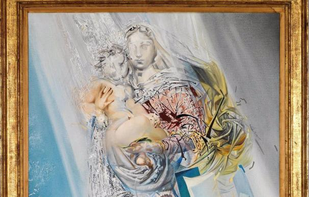 Cosmic Madonna de Dali