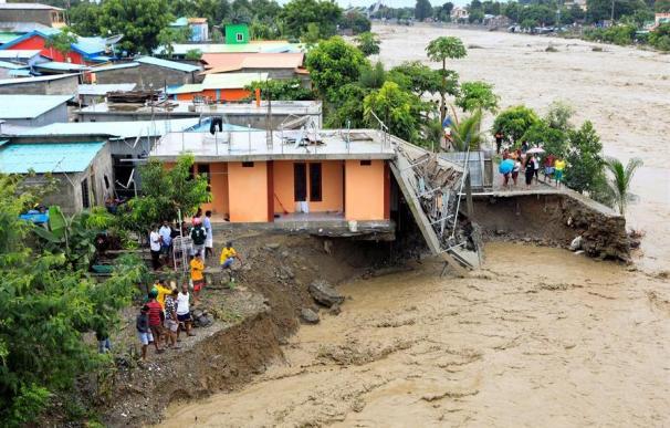 Inundaciones Timor Oriental