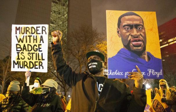 protestas Minneapolis muerte hombre