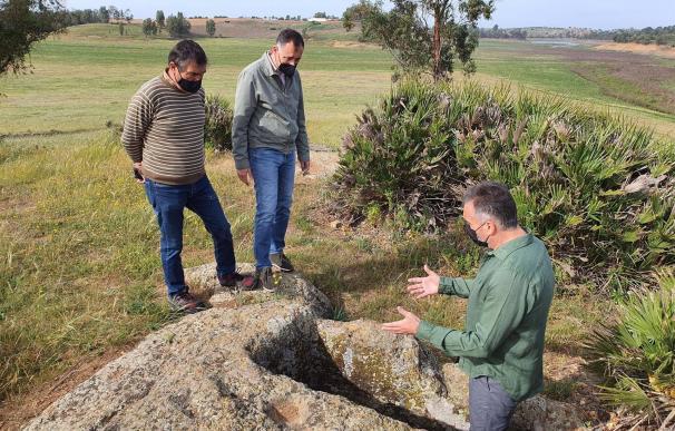 hallan restos romanos en Huelva
