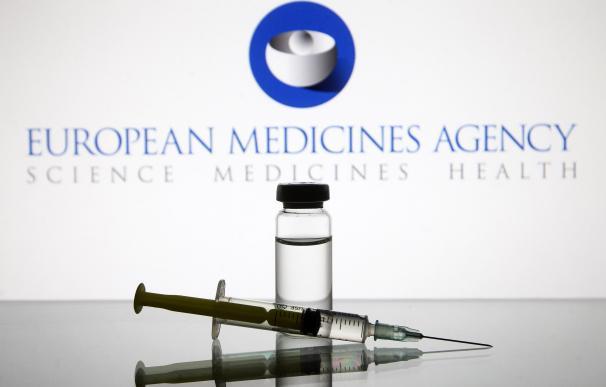 Logo de la EMA