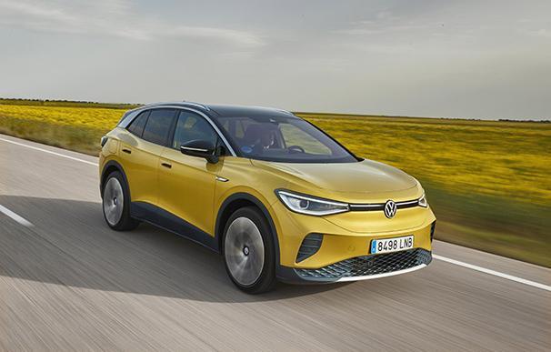 Volkswagen ID.4, elegido Mejor Coche del Mundo en 2021