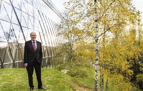 Werner Hoyer, presidente del Banco Europeo de Inversiones (BEI)