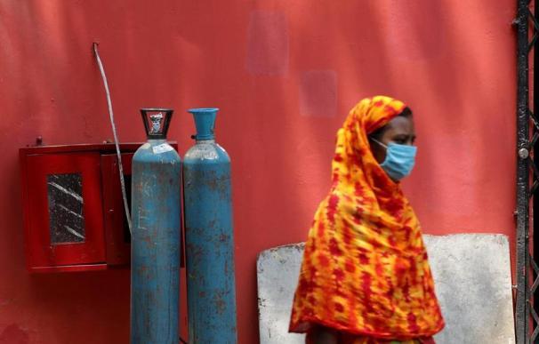 India necesita oxígeno