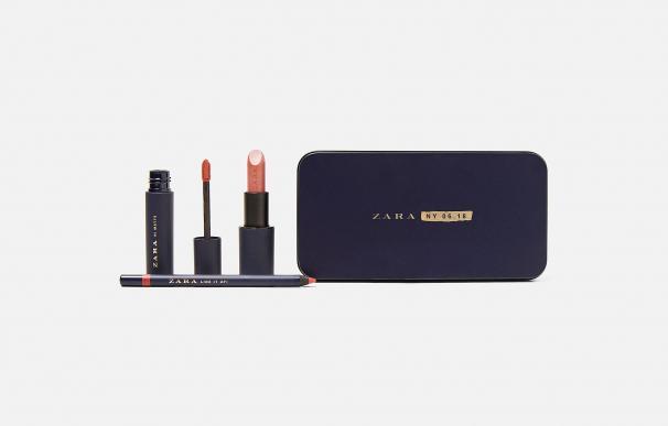 Nueva línea cosmética Zara
