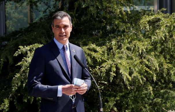 Pedro Sánchez Madrid